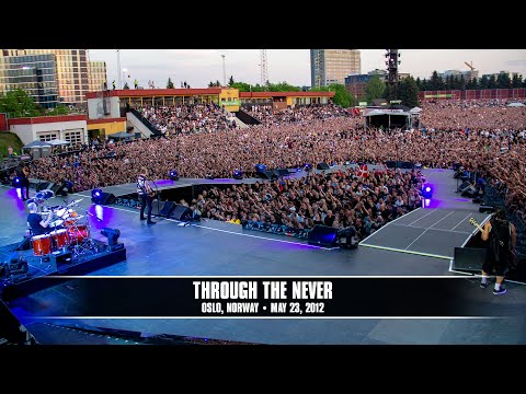 Metallica - Through The Never (Live - Oslo, Norway) - MetOnTour Thumbnail image