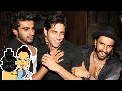 Arjun Kapoor DRUNK With Ranveer Singh | Taki Sawant Special