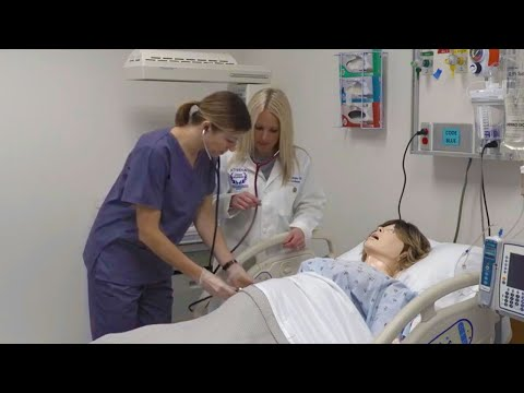 Athena Career Academy: Learning In the SIM Lab