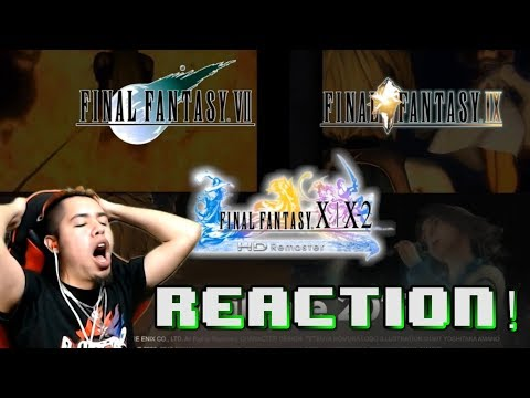 Final Fantasy Games CONFIRMED For Nintendo Switch REACTION!
