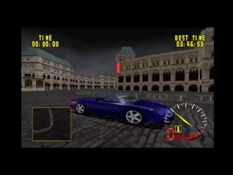 Test Drive 5: Moscow, Russia 3:16.40 World Record