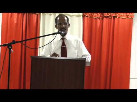 JFM Stamford Tamil Church | God's Message by Bro Abhisekha Kumar | 2/8/2015