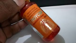 Troycof Cough Expectorant Full Review
