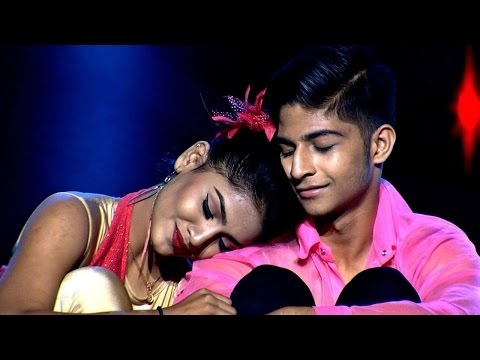 D 4 Dance Reloaded I Nakul & Saniya - Iconic pair round I Mazhavil Manorama