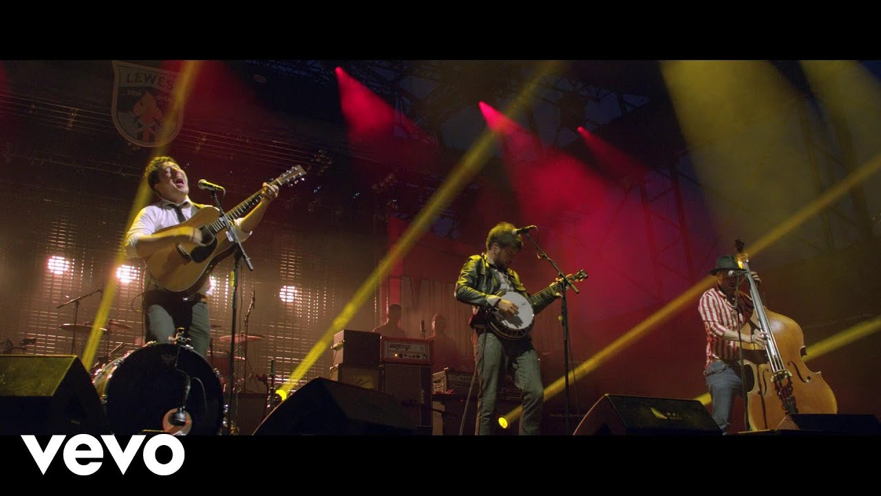 Mumford & Sons - I Will Wait (VEVO Presents: Live at the Lewes Stopover 2013)