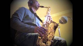 Earthshaker - Tada Kanashiku - (James E. Green - Sax & Mark Paul Baklin - Keyboards)