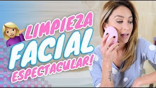 ¡LIMPIEZA FACIAL ESPECTACULAR! // Geraldine Bazán