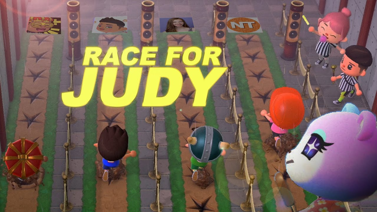 Race For Judy OFFICIAL SEASON 2 PREMIERE! KangGaming vs ChaseCrossing vs Nintentalk vs AshlynPearce!