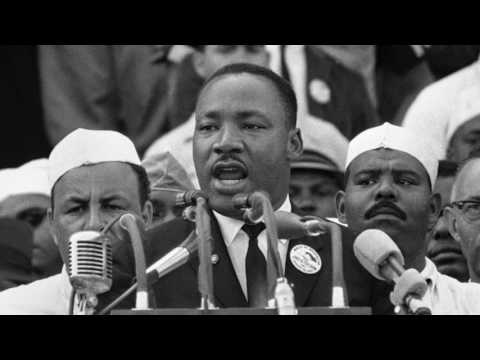 27 Martin Luther King Jr My Favorite American - Hauger History Podcast with Quotes
