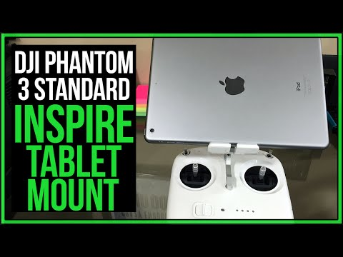 Phantom 3 Standard Tip #3 | Ultimate Tablet Mount Upgrade #Drone
