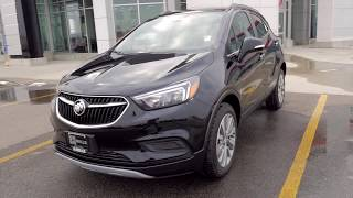 2018 Buick Encore Available Features