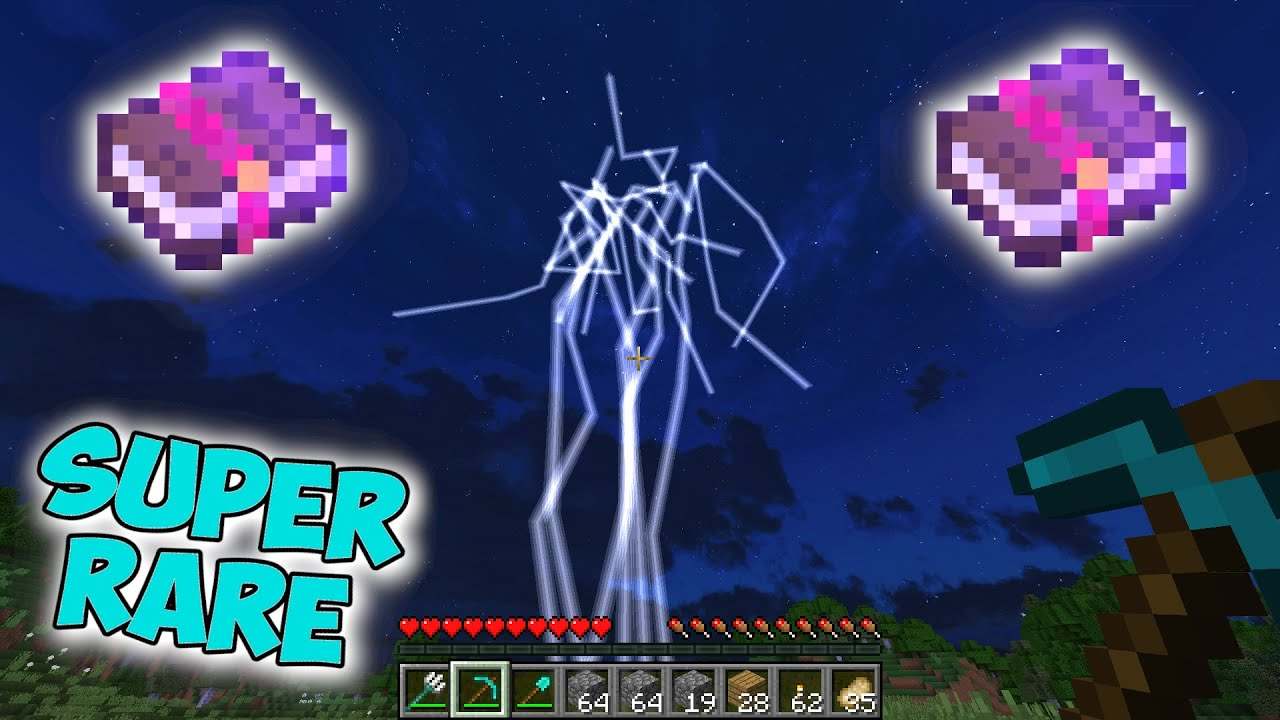 TOP 10 RAREST ENCHANTMENTS IN MINECRAFT!!!