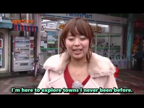 [Lisani] Iguchi Yuka's Pleasant Stroll #1 ~ Tate-Ishi Shopping District [Potastic Fansubs]