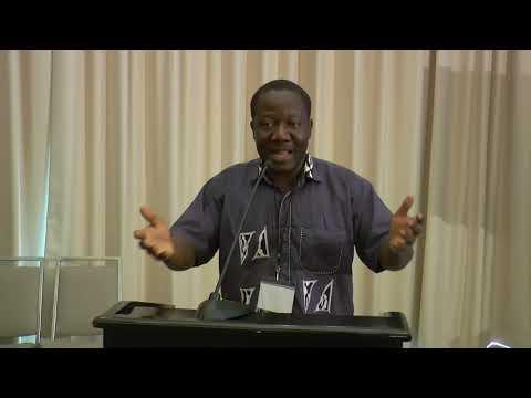 African Descent Speech - Georgetown, Guyana March 10, 2018