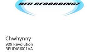 Chwhynny - 909 Revolution