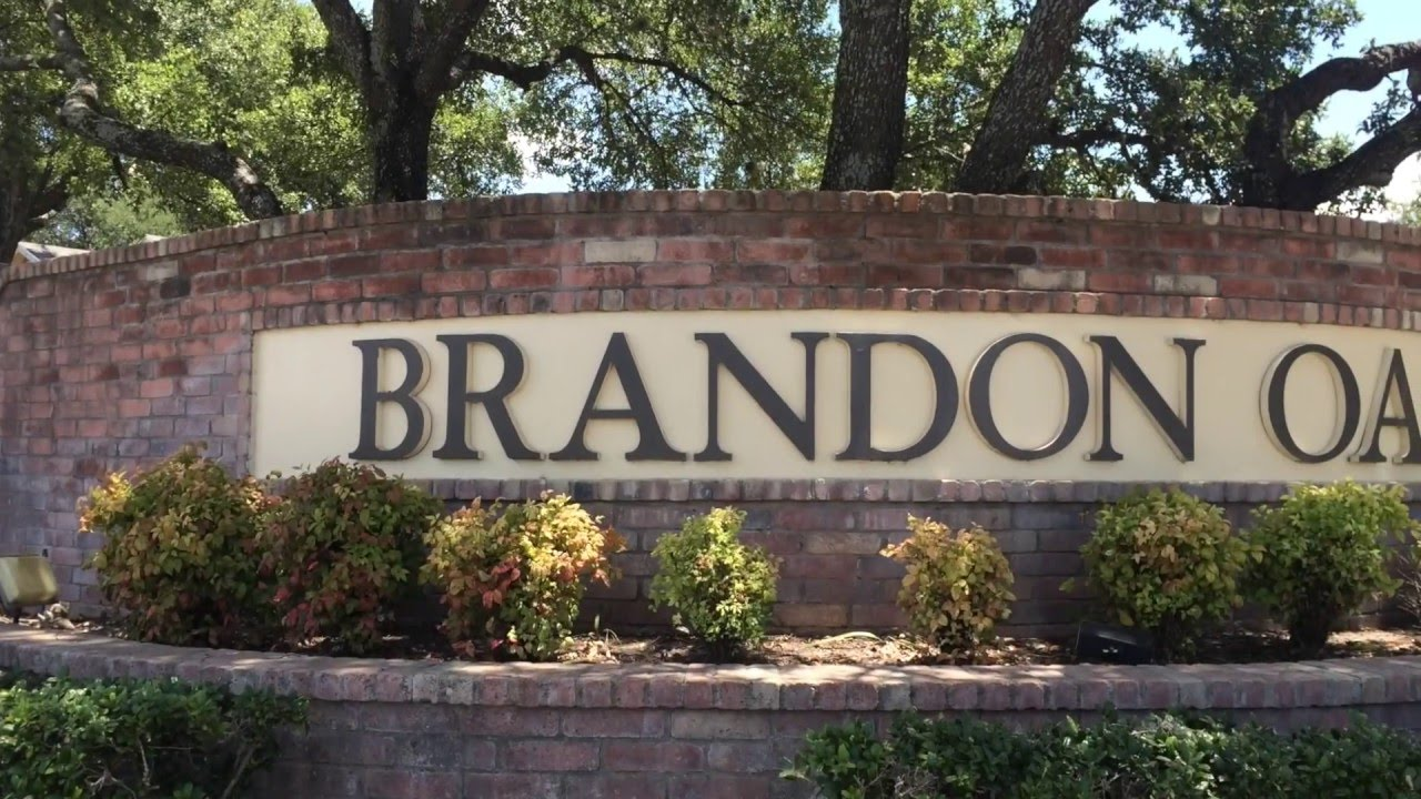 Brandon Oaks Apartments Tour - YouTube