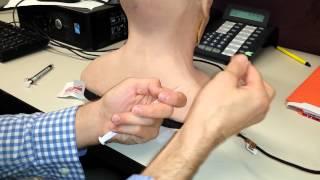 Drawing Up Medication and Anesthetizing a Lesion
