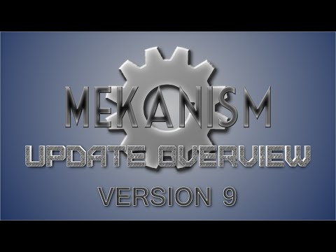 Mekanism Version 9 Spotlight: Update Overview