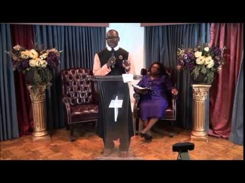 Bishop A.E. Matthews (Fresh Fire Live #1)