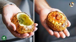 Картошка в духовке на Новый Год 2020 Новое блюдо из картошки Голодный Мужчина ГМ 220