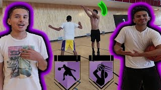 PLAYING 1V1 AGAINST #23 RANKED CSUN ATHLETE! (IRL BASKETBALL) MUST WATCH!!!