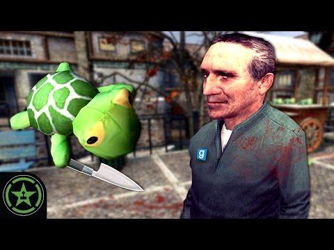 Let's Play - Gmod: Murder Part 3