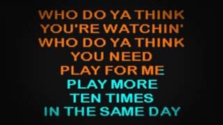 SC2054 02 Dave Matthews Band Too Much [karaoke]