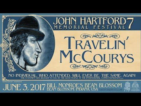 The Travelin' McCourys ~ Full Set ~ John Hartford Memorial Festival 2017