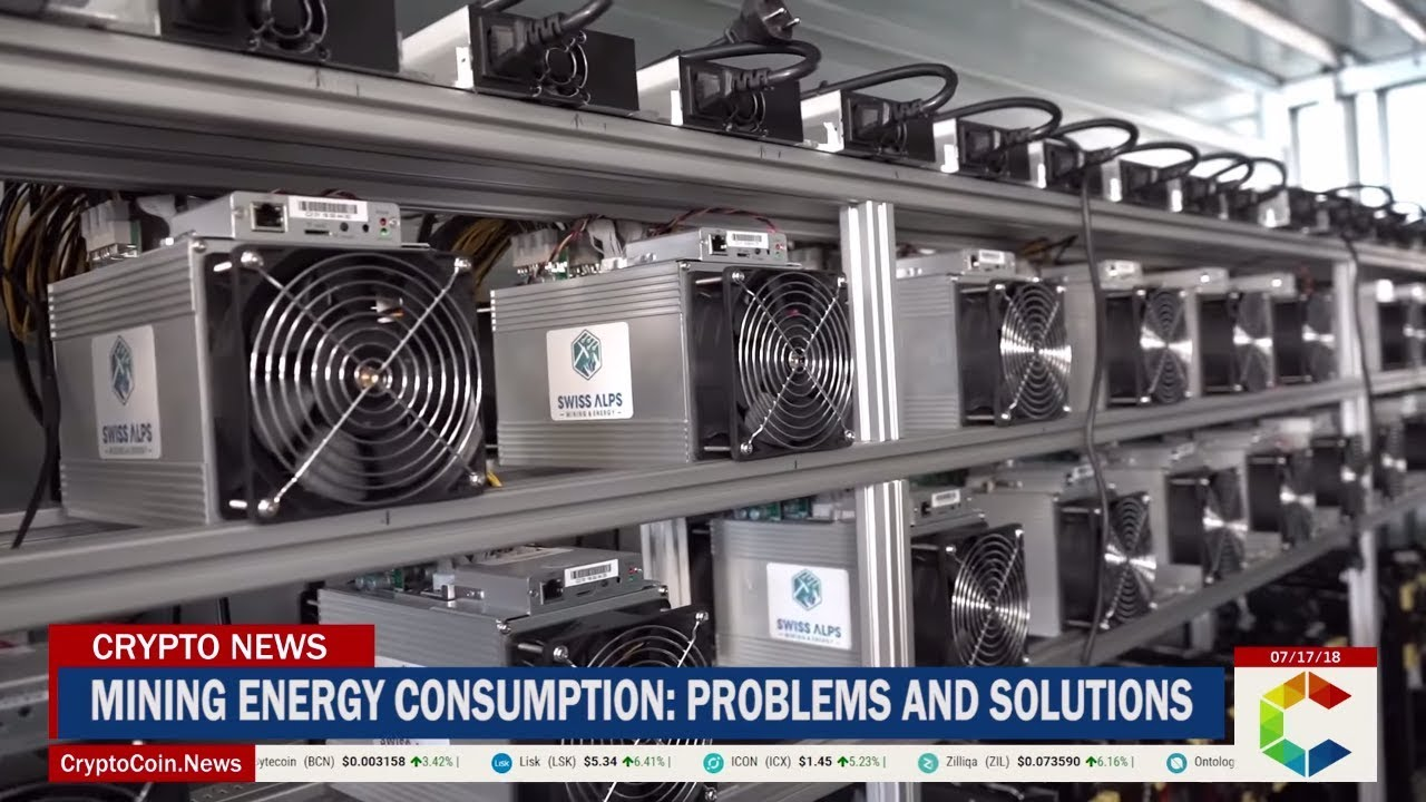 cryptocurrency mining problems