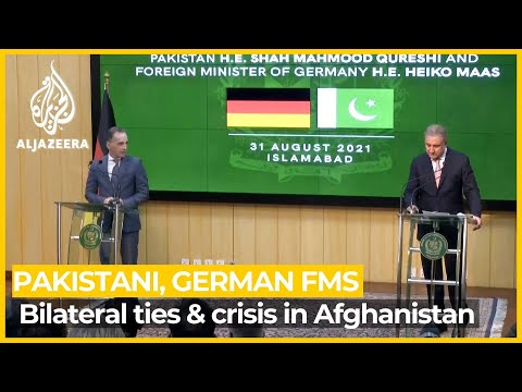 Pakistani, German FMs discuss bilateral ties and situation in Afghanistan