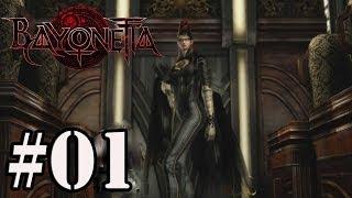Let's Play: Bayonetta - Capítulo 1 - A Metrópole dos Anjos