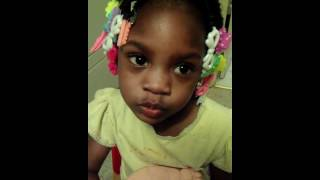 why you asking all them questions by 3 year old