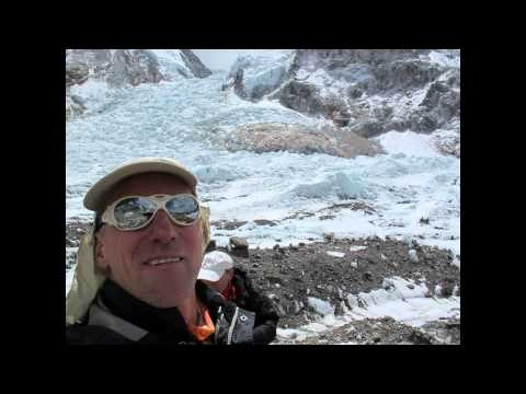 mt. everest 2013 Herbert Hellmuth Interview Radio Bamberg
