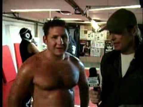 Salem, Oregon Ex Marine May be World's Toughest Kickboxer VIDEO