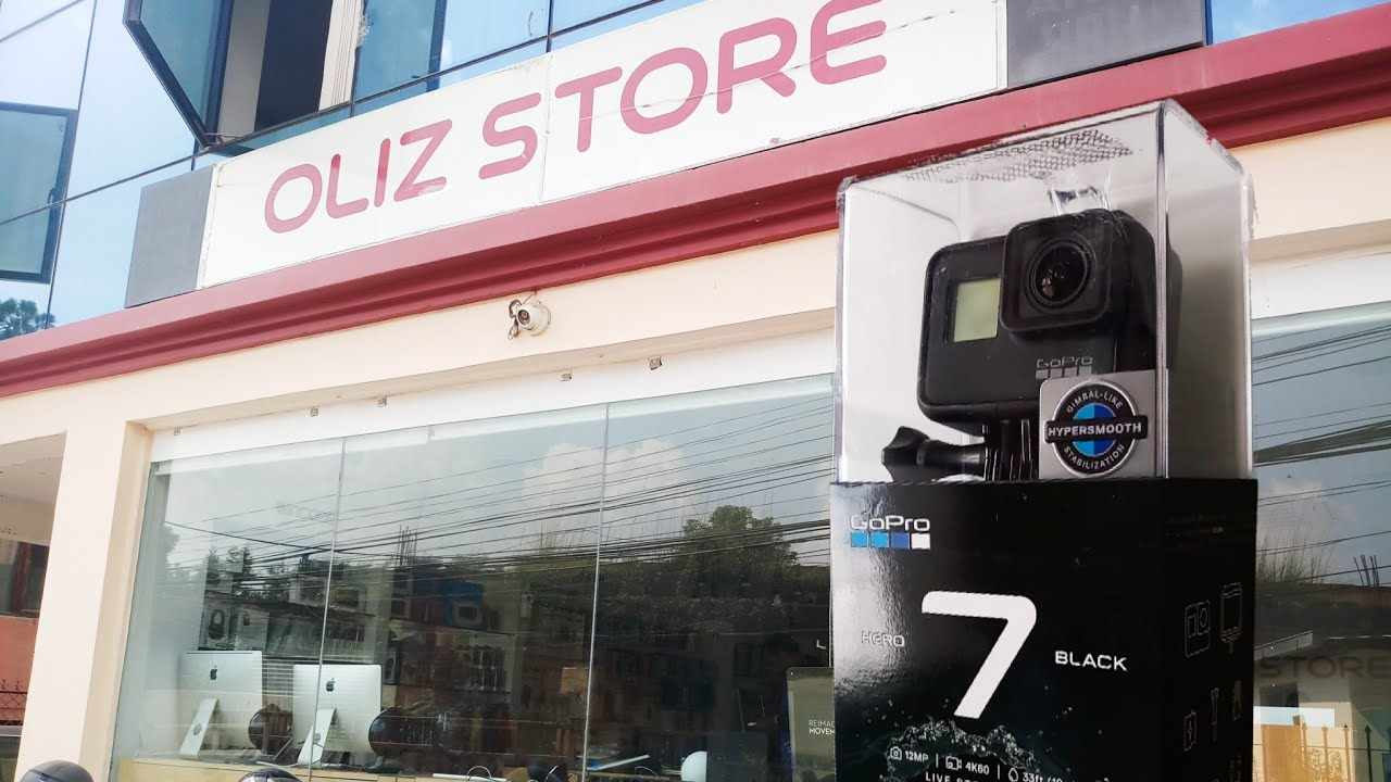 Gopro Hero 7 Black | Price & Unboxing | Nepal