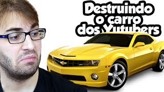 Destruindo Camaro do BrKsEdu - Com Surpresa no Final
