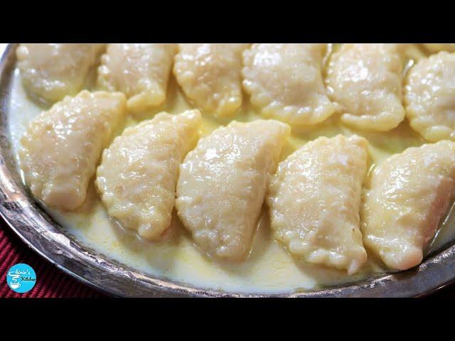 দারুণ স্বাদে মালাই পুলি    Malai Puli    Bangladeshi Pitha Recipe    Shirins Kitchen