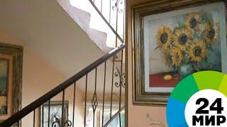 Ростовский художник украсил свой подъезд в стиле барокко - МИР 24