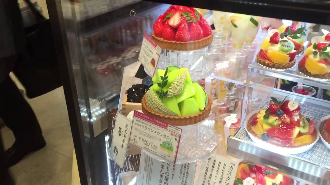 日本 梅田站 阪急百貨 美食區 - YouTube