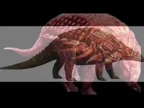 specii din familia nodosauridae