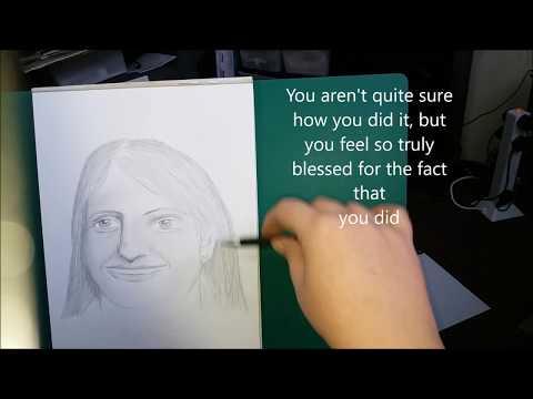 Creating Spirit Portraits - A Tutorial With Psychic Artist And Medium Janette Oakman - Psychic Art