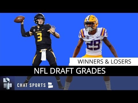 2019 NFL Draft Grades: Biggest Winners & Losers From Rounds 1, 2 and 3 Feat. Raiders, Giants & Bills