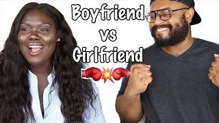 Boyfriend vs Girlfriend Slang Words Challenge 2017 | Nyma Tang
