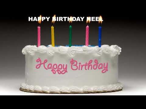 Happy Birthday Neel 😎❤️🎂🍫👍
