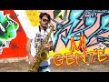 mi gente   jbalvin willy william saxophone cover
