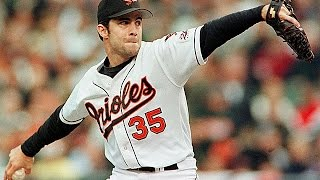 Legend Series: Mike Mussina Highlights