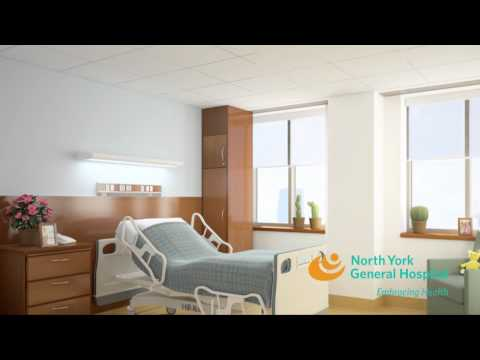 North York General Hospital - Funding Announcement
