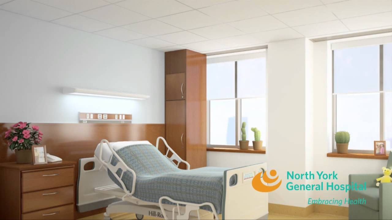 North York General Hospital Funding Announcement Youtube