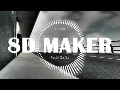 Queen - Radio Ga Ga [8D TUNES / USE HEADPHONES] 🎧