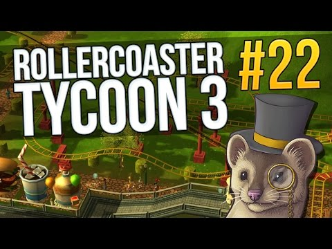 Let's Play RollerCoaster Tycoon 3 - Part 22 - LA-LA LAND #1 ★ Rollercoaster Tycoon 3 Gameplay